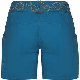 Ocun Pantera Shorts Women Capri Blue